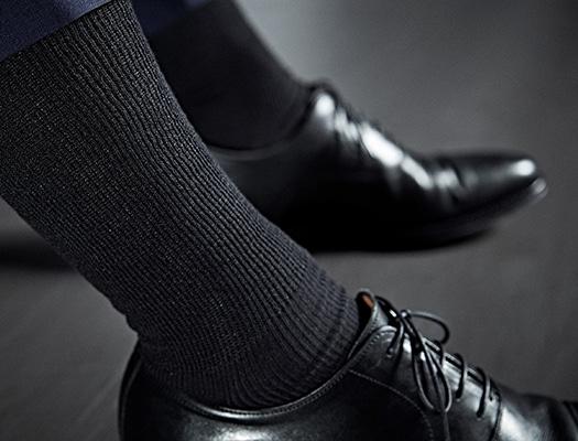 suit-socks