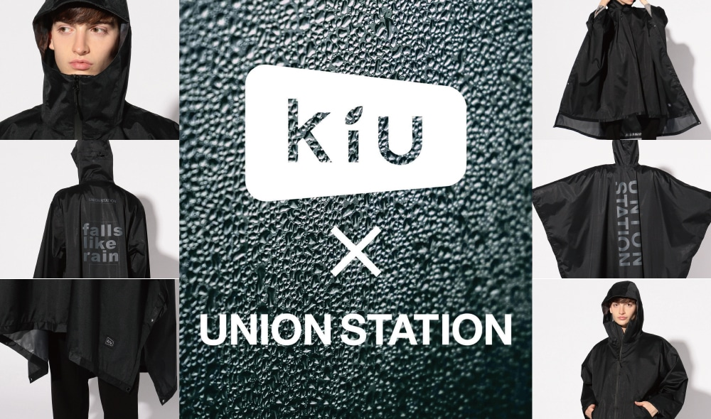 KiU×UNION STATION
