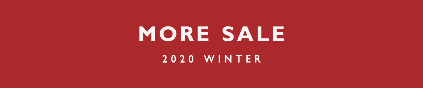 SALE 2020 WINTER MORE