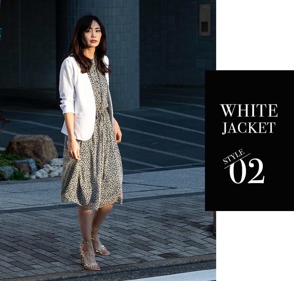 WHITE JACKET STYLE02