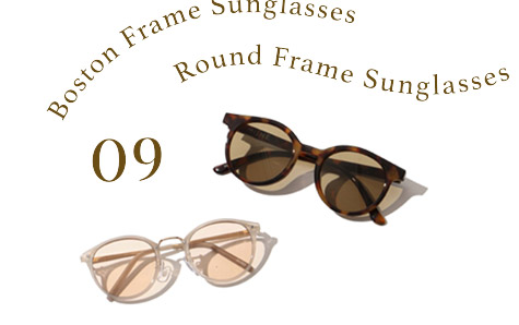 Boston Frame Sunglasses