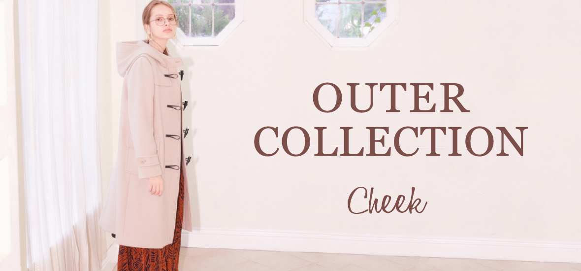 Cheek outer collection