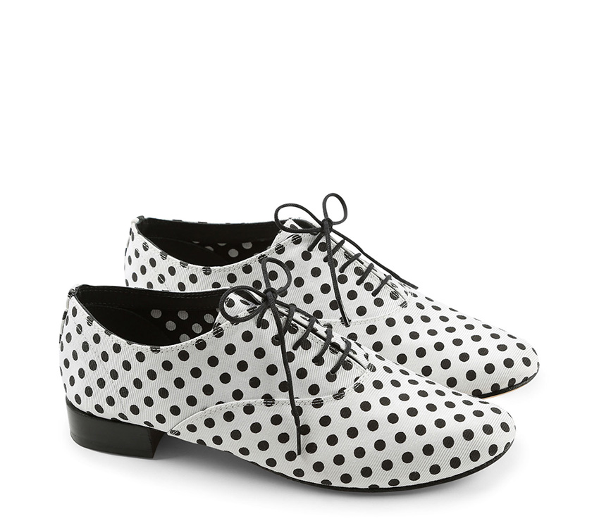 Zizi oxford shoe「WEB限定」