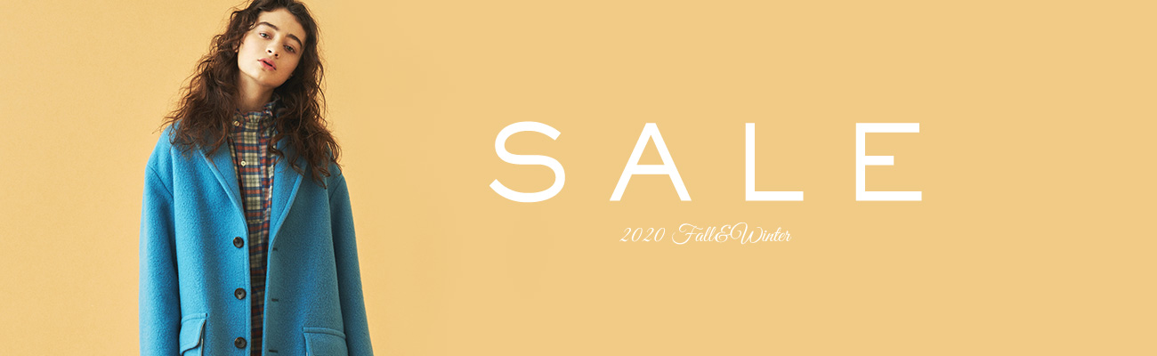 2020 FALL & WINTER SALE