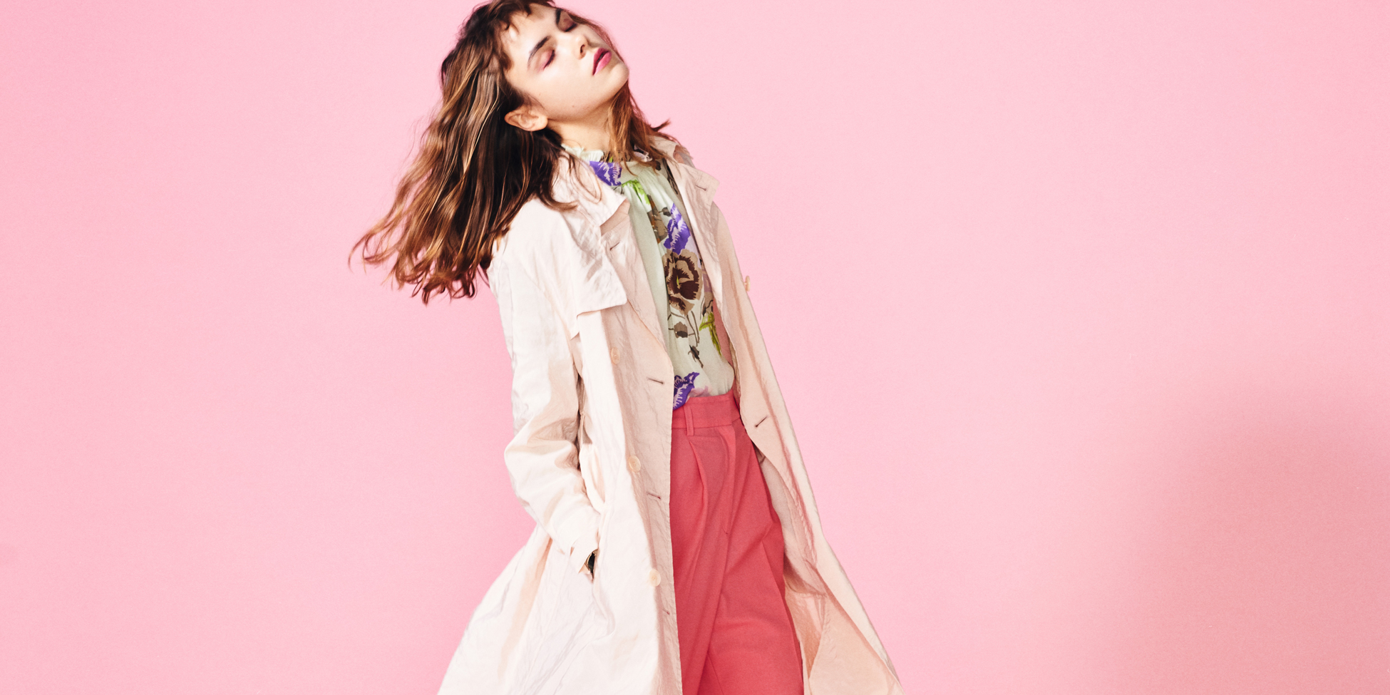 SPRING OUTER LOOK 2020