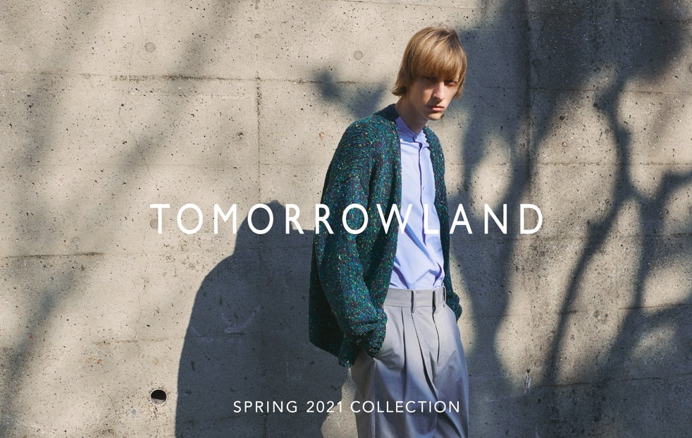 TOMORROWLAND SPRING 2021 COLLECTION